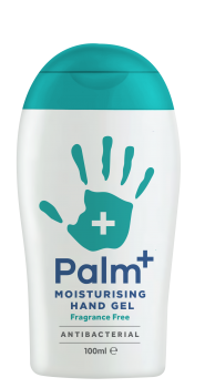 Palm+ Antibacterial Hand Gel - Fragrance Free